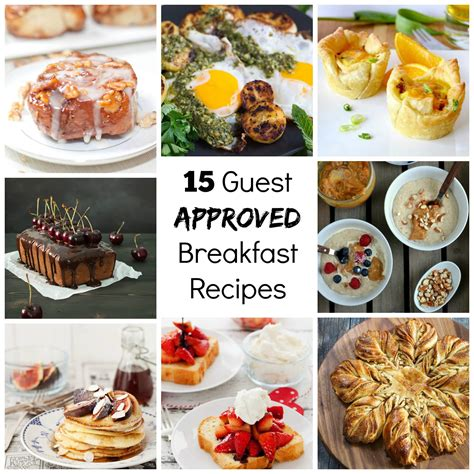 15 on the go breakfast recipes parenting 15 guest approved breakfast recipes hostess at heart