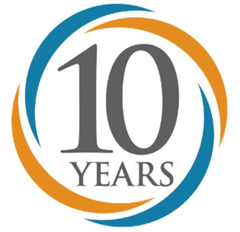 10 Icons Of Our Decade by 10 Years Logo Pictures To Pin On Pinsdaddy