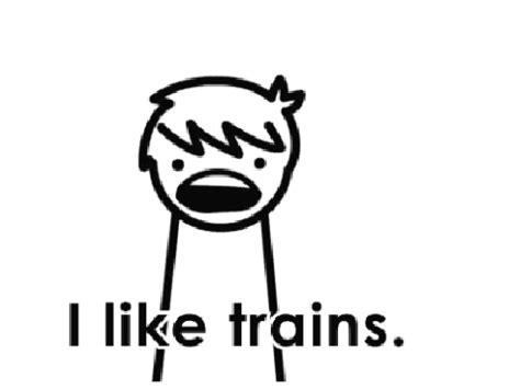 I Like Trains Meme - i like trains without troll on scratch