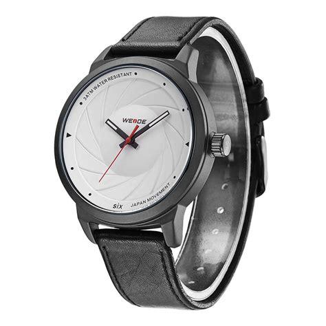 jam tangan pria nike weide jam tangan analog pria wd005 black white