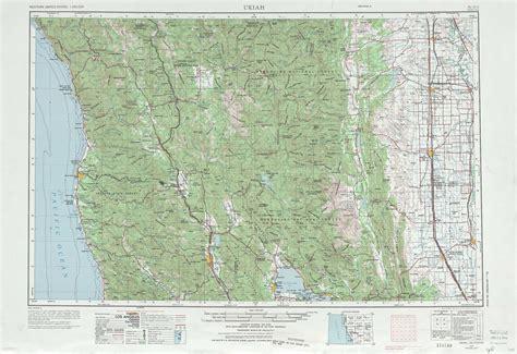map ukiah ca ukiah topographic maps ca usgs topo 39122a1 at 1