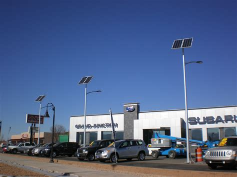 Solar Parking Lights File Solar Lights For Parking Lots Jpg Wikimedia