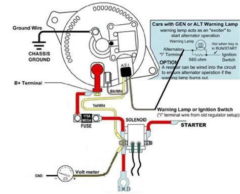 kicking  idea   mini project alternator swap corvetteforum chevrolet corvette