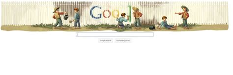 most popular doodle doodle celebrates s 176th birthday