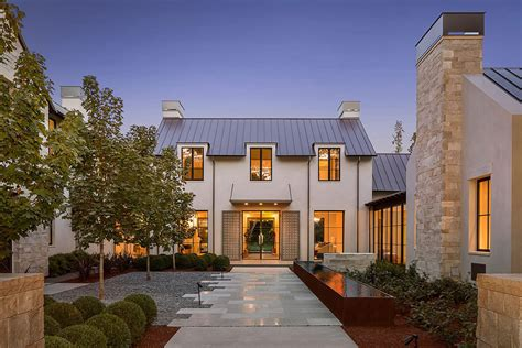 spectacular silicon valley mansion inspired
