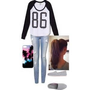 cute lazy day polyvore