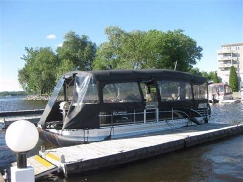 pontoon boats for sale used ontario used pontoon boats for sale in ontario boat buys
