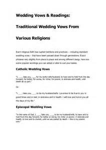 non religious wedding