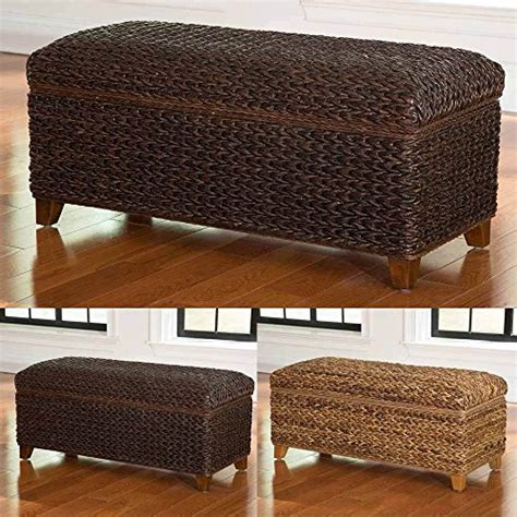 banana leaf bench discover prices for 1perfectchoice laughton woven banana