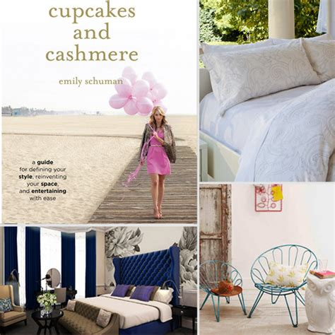 cupcakes and cashmere cupcakes and cashmere book popsugar home