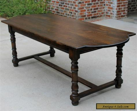 table desk for sale antique oak farm farmhouse dining table desk