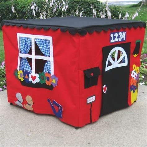 card table playhouse turning any table into the best playhouse cool picks
