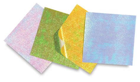 Gold Origami Paper Bulk - fold ems opalescent foil origami project paper blick