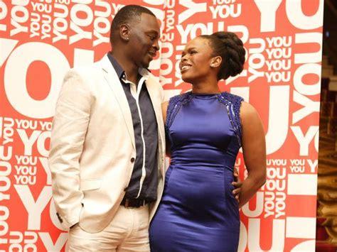 unathi msengana and husband unathi and thomas have separated not divorced