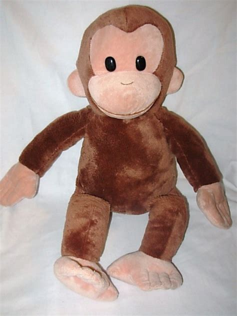 kohl s cares applause curious george plush monkey stuffed