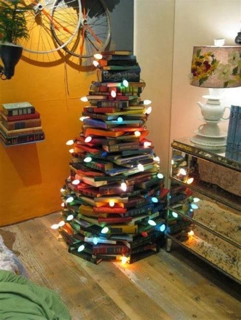 how to recycle last minute christmas tree ideas