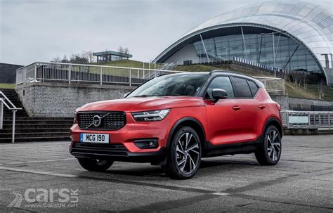volvo uk volvo xc40 is the most successful volvo launch in the uk