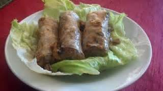 Rice Paper Rolls In Advance - modern southern cook crispy rice wrapper thai chicken
