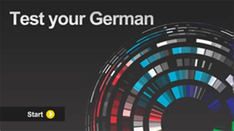 italian language test learn german with free lessons