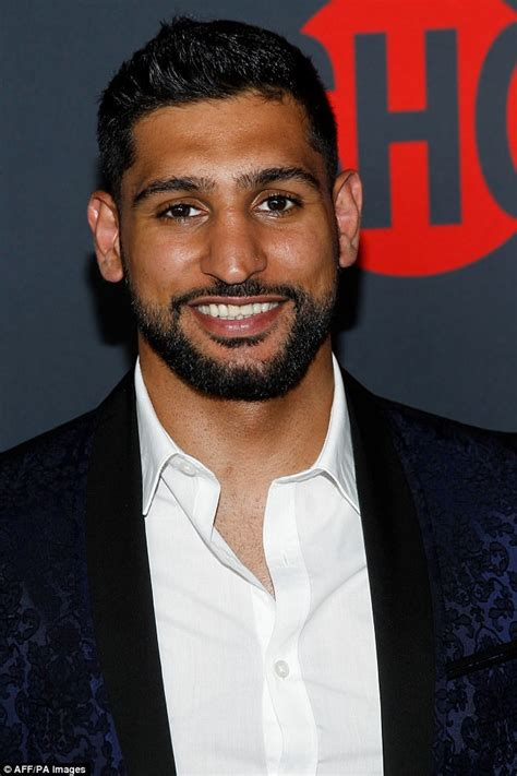 amir khan celebrity jungle amir khan set to appear on i m a celebrity daily mail