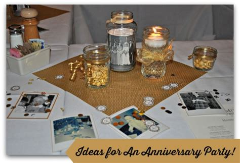 Wedding Anniversary Ideas Per Year by Organizing An Inexpensive Anniversary