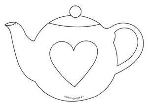 Teapot S Day Card Printable Template by 4th Of July Printable Coloring Pages Bell Rehwoldt