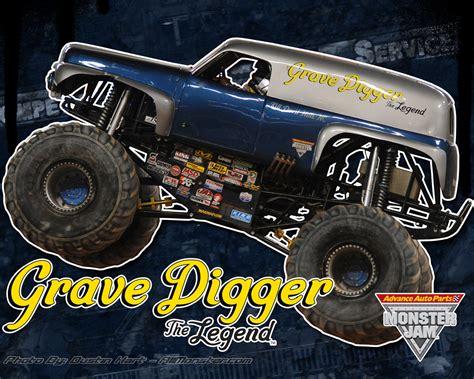 grave digger legend monster truck 2012 archives 17 19 allmonster com where monsters