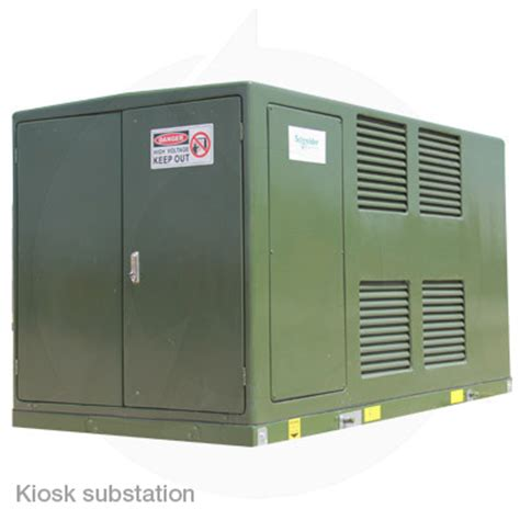 kiosk substations all round supplies