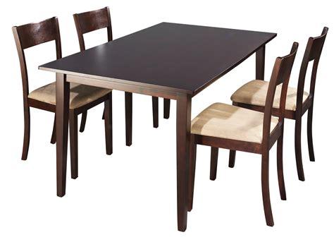 table avec 4 chaises maison design wiblia