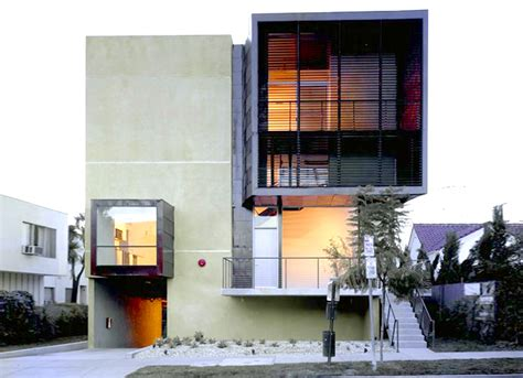 sustainable apartment design brooks scarpa s orange grove apartments are modern