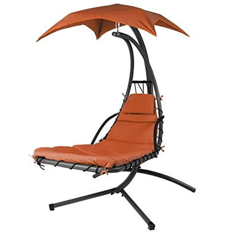 air chair hammock swing best choice products hanging chaise lounger chair arc