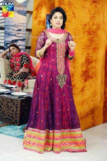 awesome dressbeautifully worn  pakistani actress