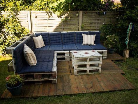 Fabrication D Une Terrasse En Palette by 3 201 Pour La Construction D Une Terrasse En Palette