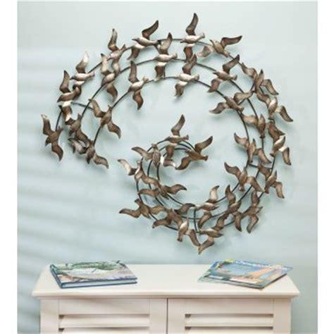 Wall Decor Birds by Metal Birds Wall Decor D 233 Cor Shop