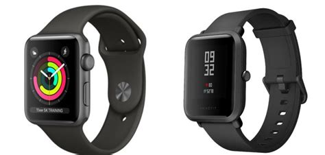apple bip apple watch vs xiaomi amazfit bip which should you buy