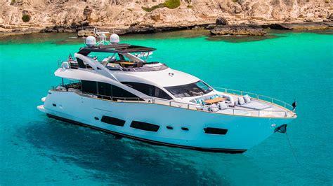 sunseeker motor yacht ski  sale boat international