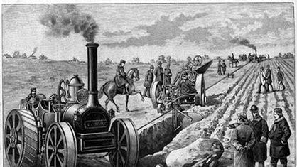 wann war die industrielle revolution landwirtschaft anbaumethoden landwirtschaft
