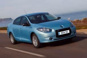 Renault Fluence Uk Renault Fluence Ze Drive