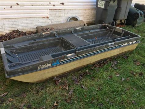 bass tracker bantam boats bantam 3x bass tracker 60 boats for sale