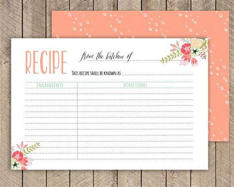 recipe book bridal shower ideas 2 best 25 diy recipe cards for bridal shower ideas on