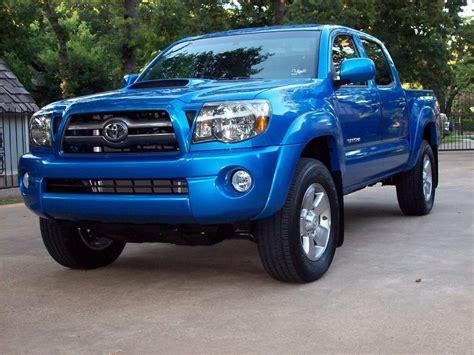 Blue Toyota New 2014 Tacoma Trucks Html Autos Weblog