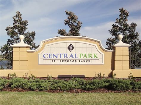 lakewood ranch homes for sale at central park