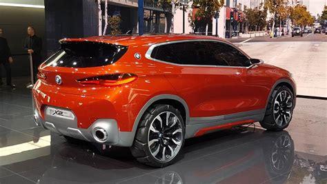 bmw car suv bmw x2 suv concept revealed in car news