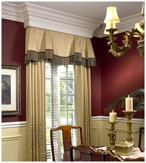 dining room window curtains 17 best images about dining room window treatments on