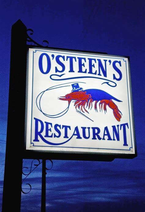 O'Steen's Restaurant | Roadfood O Steen S
