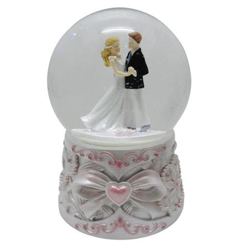 wedding snow globes uk gifts kingdom and groom snow globe gifts kingdom