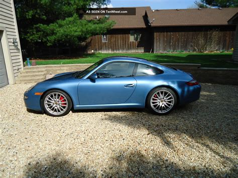porsche 911 s 2006 2006 porsche 911 s club coupe 2 door 3 8l