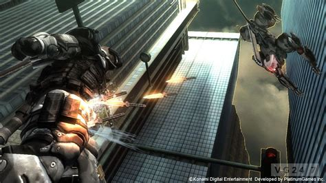Blade Wolf metal gear rising blade wolf dlc out may 9 gameplay screens inside vg247