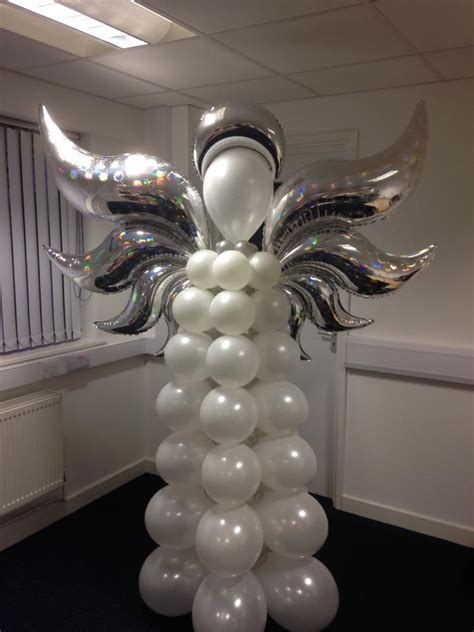 Our very own Guardian Angel! Balloon   Balloon Art