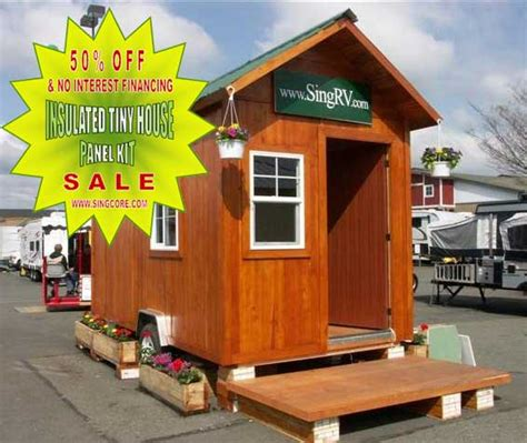 Sing Honeycomb Products Tiny Trailer Houses For Sale